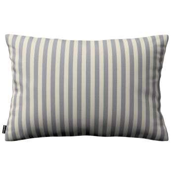 Kinga dekoratyvinės pagalvėlės užvalkalas 60x40cm kolekcijoje Quadro, audinys: 136-02
