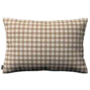 Kinga dekoratyvinės pagalvėlės užvalkalas 60x40cm 60x40cm kolekcijoje Quadro, audinys: 136-06