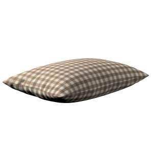 Poszewka Kinga na poduszkę prostokątną 60 x 40 cm w kolekcji Quadro, tkanina: 136-06