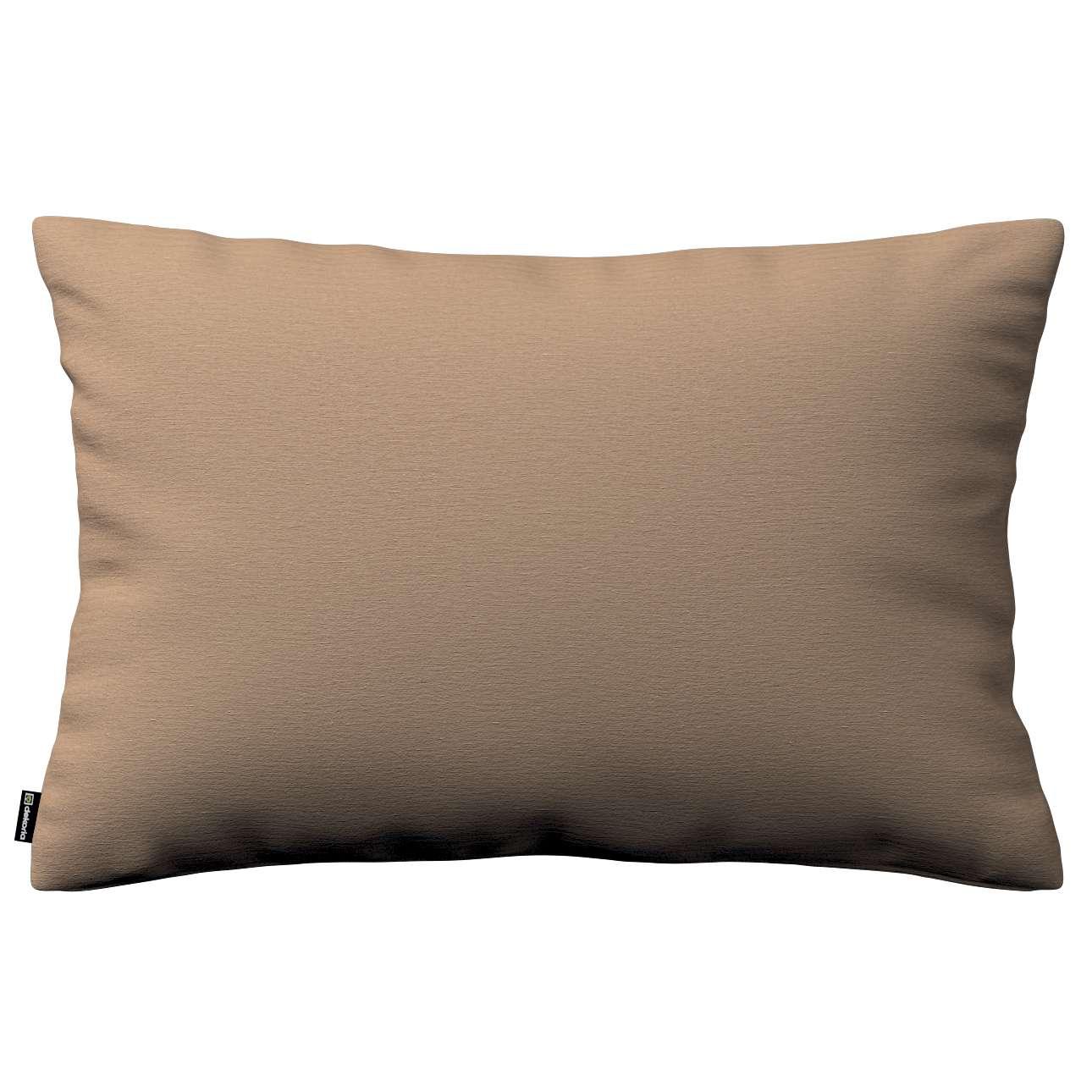 Poszewka Kinga na poduszkę prostokątną 60 x 40 cm w kolekcji Quadro, tkanina: 136-09