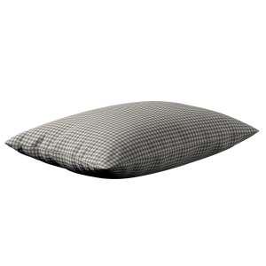 Poszewka Kinga na poduszkę prostokątną 60 x 40 cm w kolekcji Quadro, tkanina: 136-10