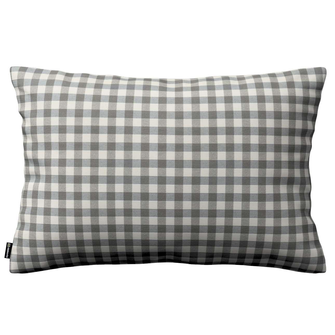 Kinga dekoratyvinės pagalvėlės užvalkalas 60x40cm 60x40cm kolekcijoje Quadro, audinys: 136-11