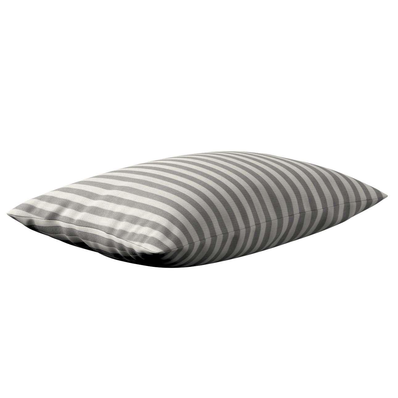Kinga dekoratyvinės pagalvėlės užvalkalas 60x40cm 60x40cm kolekcijoje Quadro, audinys: 136-12