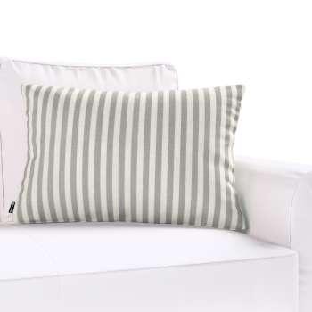 Poszewka Kinga na poduszkę prostokątną 60 x 40 cm w kolekcji Quadro, tkanina: 136-12