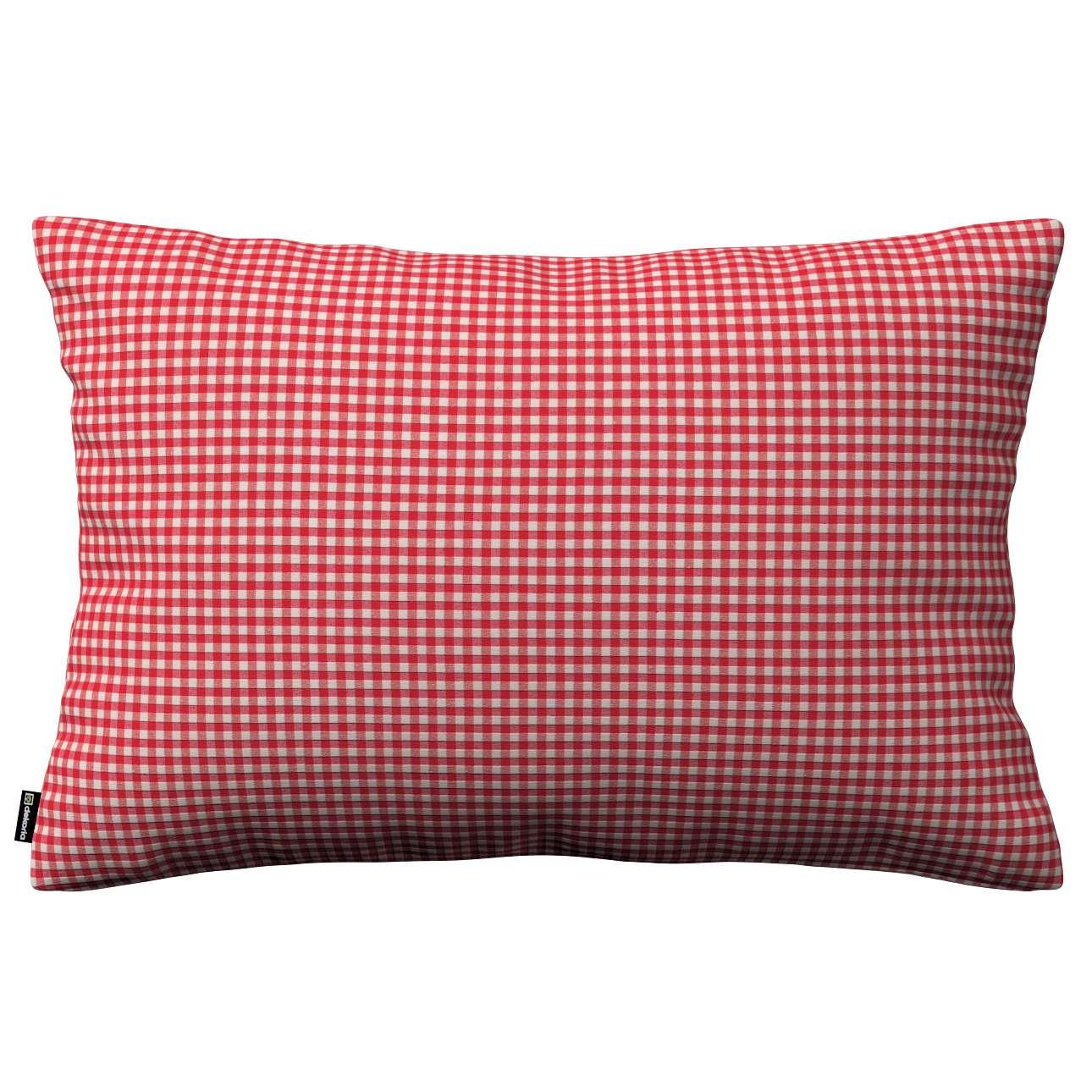 Kinga dekoratyvinės pagalvėlės užvalkalas 60x40cm 60x40cm kolekcijoje Quadro, audinys: 136-15