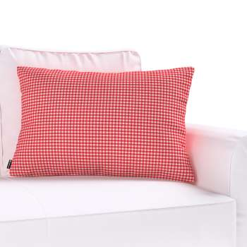Poszewka Kinga na poduszkę prostokątną 60 x 40 cm w kolekcji Quadro, tkanina: 136-15