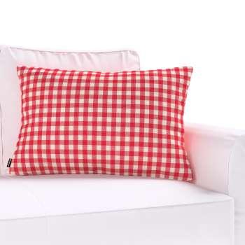 Kinga dekoratyvinės pagalvėlės užvalkalas 60x40cm 60x40cm kolekcijoje Quadro, audinys: 136-16