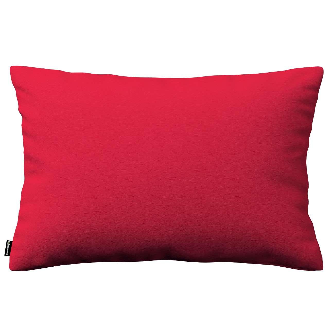 Poszewka Kinga na poduszkę prostokątną 60 x 40 cm w kolekcji Quadro, tkanina: 136-19