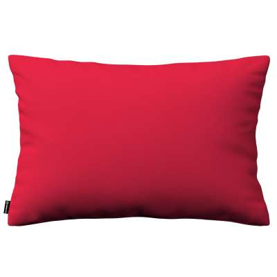 Kinga dekoratyvinės pagalvėlės užvalkalas 60x40cm 136-19 Raudona Kolekcija Quadro