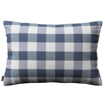 Kinga dekoratyvinės pagalvėlės užvalkalas 60x40cm 60x40cm kolekcijoje Quadro, audinys: 136-03