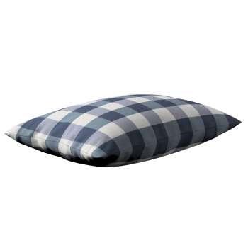 Poszewka Kinga na poduszkę prostokątną 60 x 40 cm w kolekcji Quadro, tkanina: 136-03