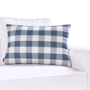 Kinga dekoratyvinės pagalvėlės užvalkalas 60x40cm 60 × 40 cm kolekcijoje Quadro, audinys: 136-03