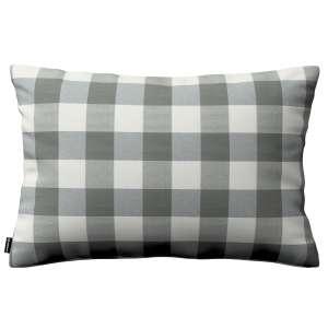 Poszewka Kinga na poduszkę prostokątną 60 x 40 cm w kolekcji Quadro, tkanina: 136-13