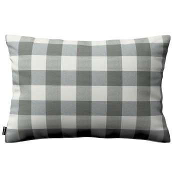 Kinga dekoratyvinės pagalvėlės užvalkalas 60x40cm 60x40cm kolekcijoje Quadro, audinys: 136-13