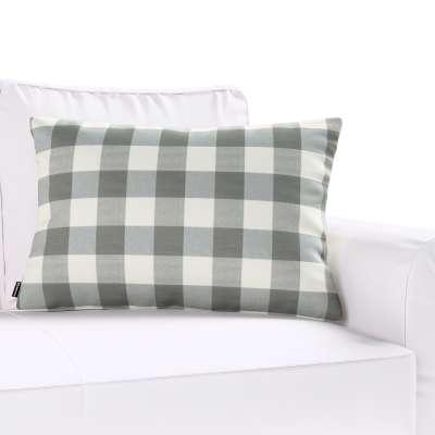 Poszewka Kinga na poduszkę prostokątną w kolekcji Quadro, tkanina: 136-13
