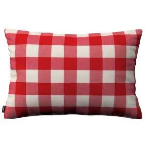 Poszewka Kinga na poduszkę prostokątną 60 x 40 cm w kolekcji Quadro, tkanina: 136-18