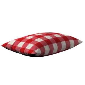 Kinga dekoratyvinės pagalvėlės užvalkalas 60x40cm 60x40cm kolekcijoje Quadro, audinys: 136-18