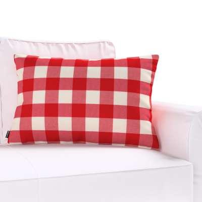 Poszewka Kinga na poduszkę prostokątną w kolekcji Quadro, tkanina: 136-18