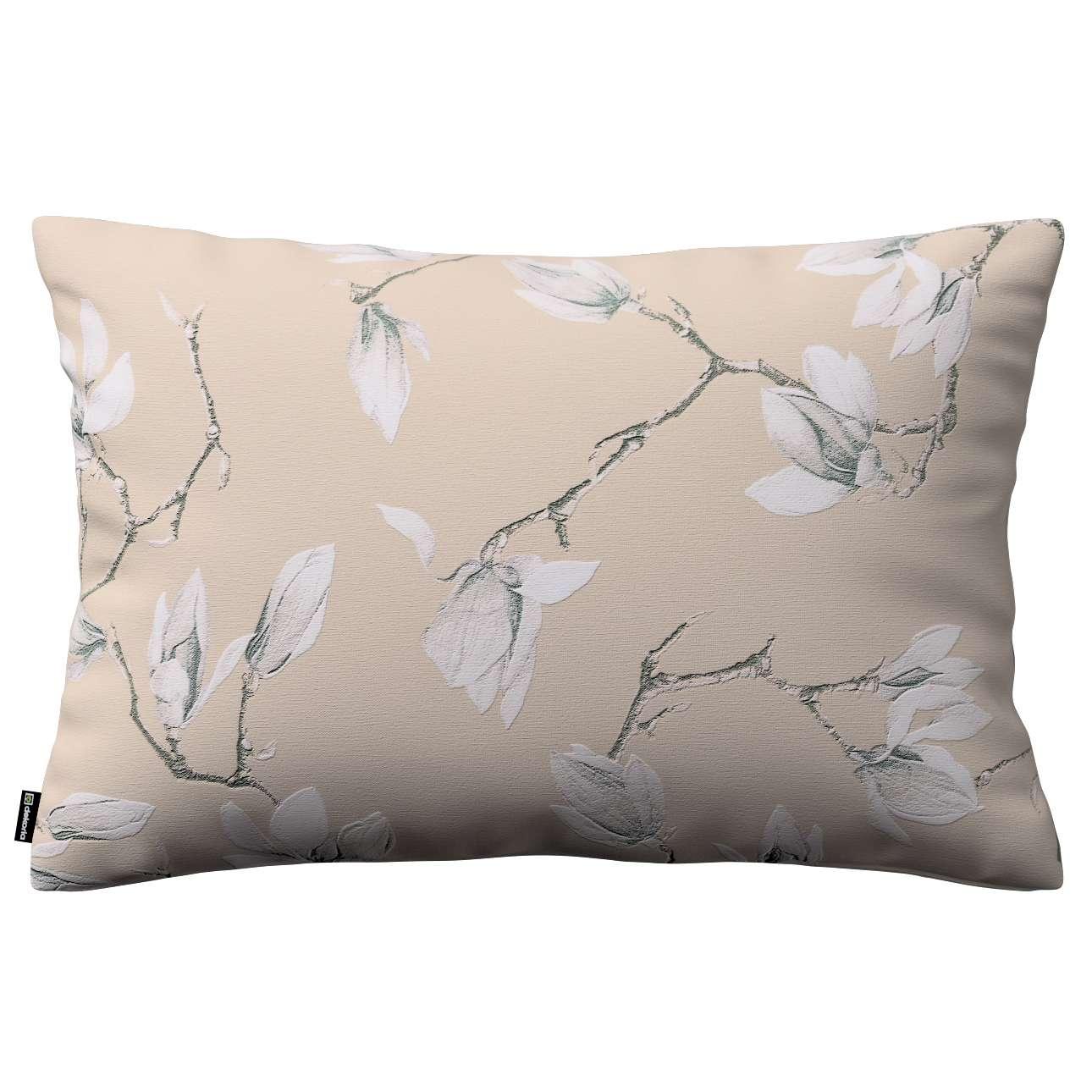 Kinga dekoratyvinės pagalvėlės užvalkalas 60x40cm 60x40cm kolekcijoje Flowers, audinys: 311-12