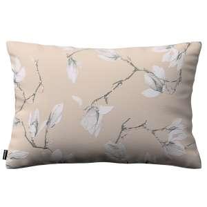 Poszewka Kinga na poduszkę prostokątną 60 x 40 cm w kolekcji Flowers, tkanina: 311-12