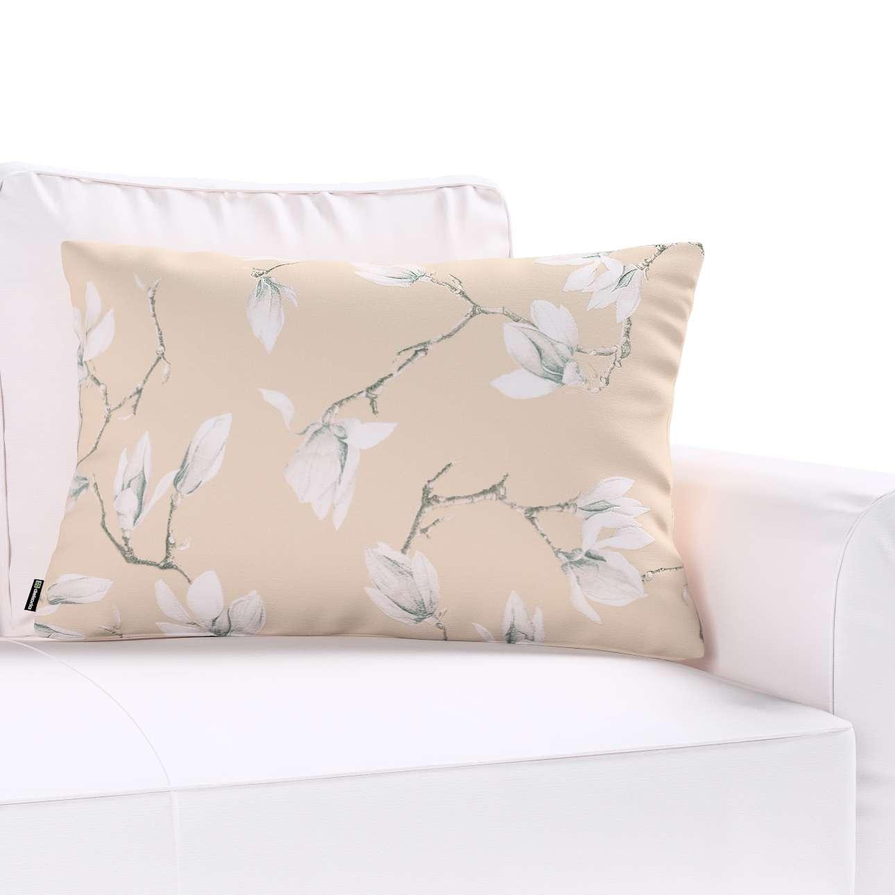 Kinga dekoratyvinės pagalvėlės užvalkalas 60x40cm kolekcijoje Flowers, audinys: 311-12