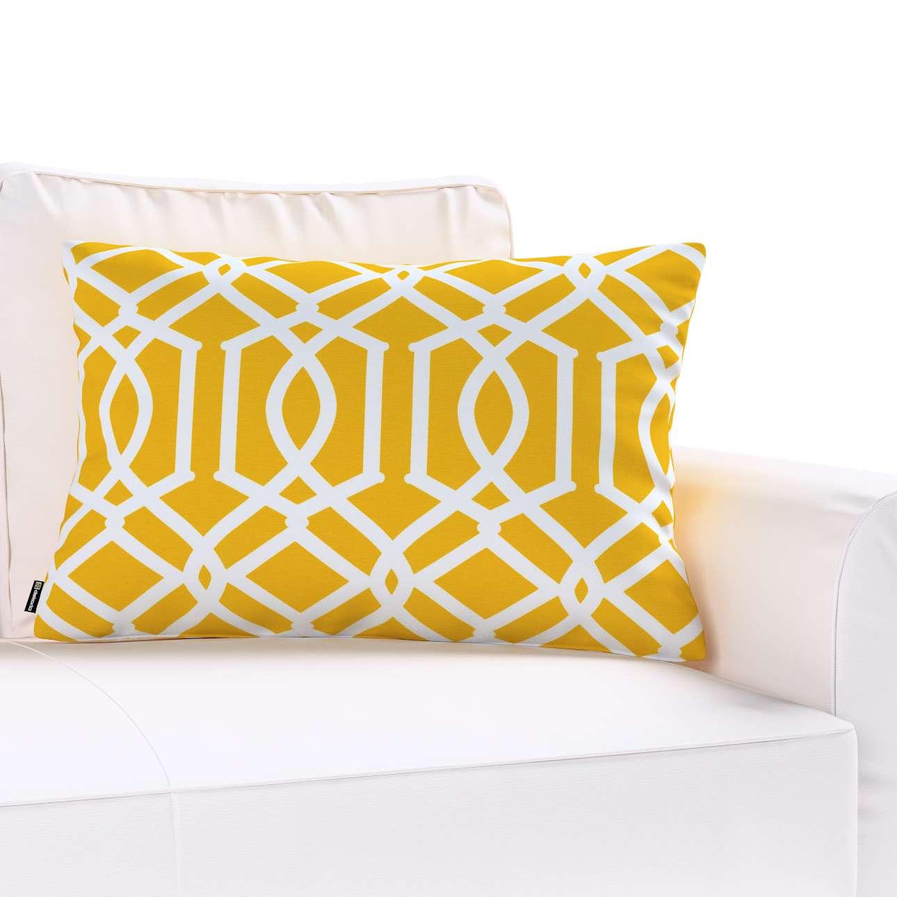 Kinga dekoratyvinės pagalvėlės užvalkalas 60x40cm 60x40cm kolekcijoje Comics Prints, audinys: 135-09