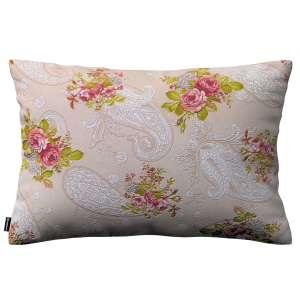 Poszewka Kinga na poduszkę prostokątną 60 x 40 cm w kolekcji Flowers, tkanina: 311-15