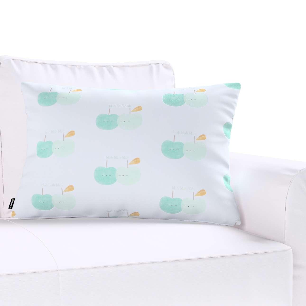 Poszewka Kinga na poduszkę prostokątną w kolekcji Apanona do -30%, tkanina: 151-02