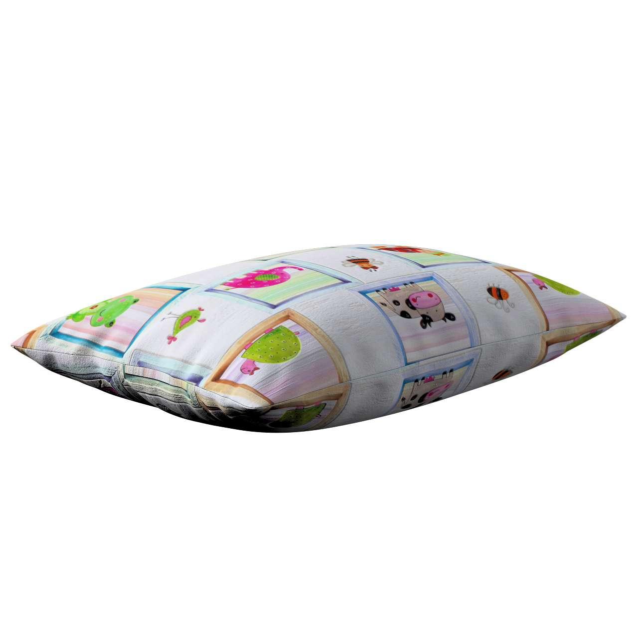 Kinga dekoratyvinės pagalvėlės užvalkalas 60x40cm 60x40cm kolekcijoje Apanona, audinys: 151-04
