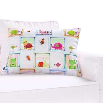 Poszewka Kinga na poduszkę prostokątną w kolekcji Apanona do -30%, tkanina: 151-04