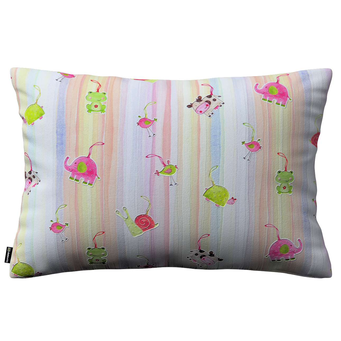 Poszewka Kinga na poduszkę prostokątną w kolekcji Apanona do -30%, tkanina: 151-05
