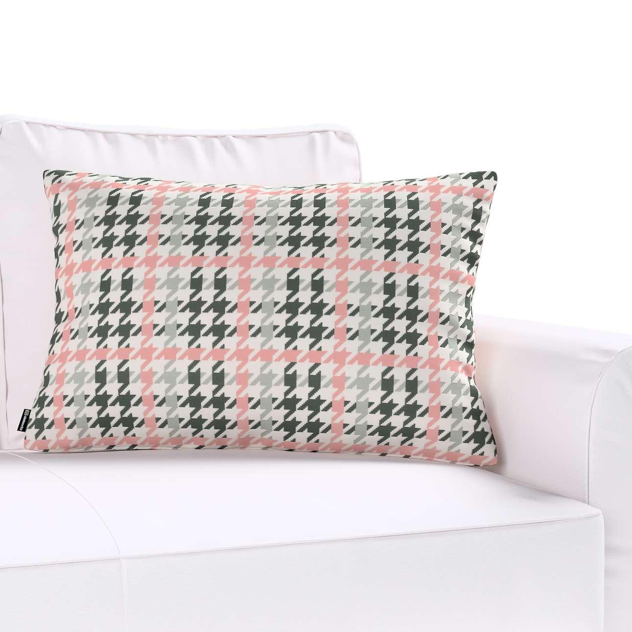 Kinga dekoratyvinės pagalvėlės užvalkalas 60x40cm 60 × 40 cm kolekcijoje Brooklyn, audinys: 137-75