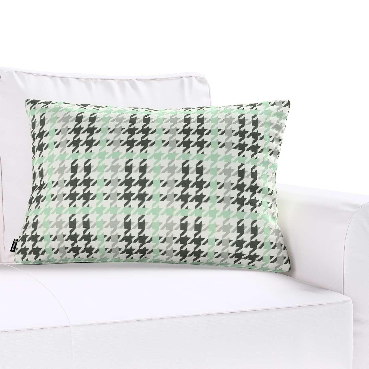 Kinga dekoratyvinės pagalvėlės užvalkalas 60x40cm 60 × 40 cm kolekcijoje Brooklyn, audinys: 137-77