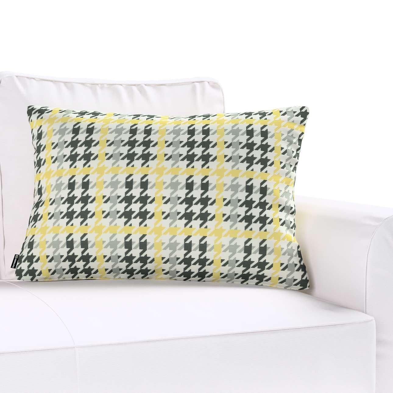 Kinga dekoratyvinės pagalvėlės užvalkalas 60x40cm 60x40cm kolekcijoje Brooklyn, audinys: 137-79