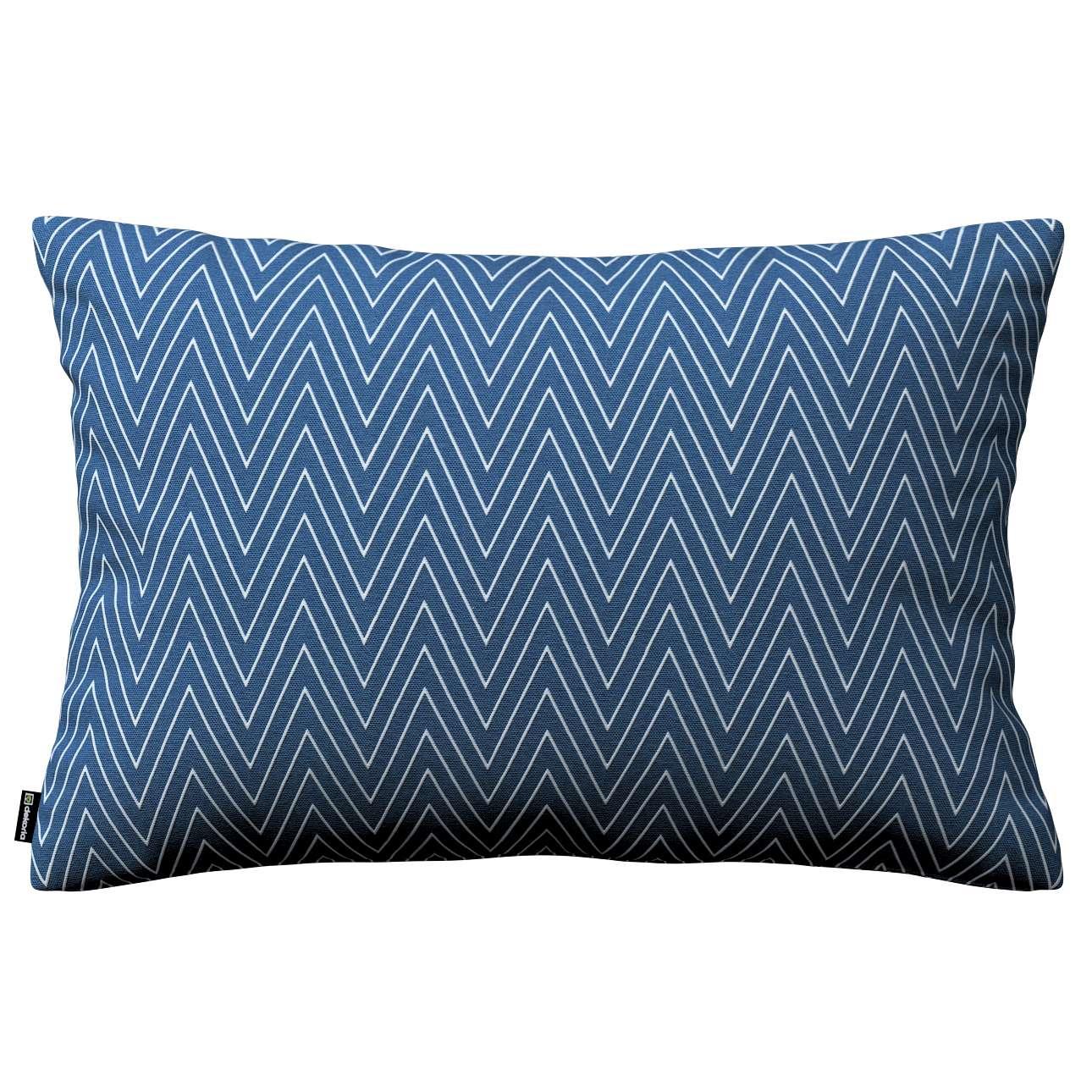 Poszewka Kinga na poduszkę prostokątną 60 x 40 cm w kolekcji Brooklyn, tkanina: 137-88