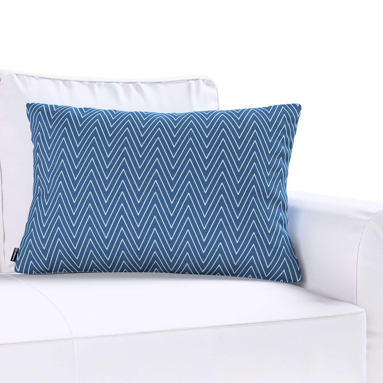 Kinga dekoratyvinės pagalvėlės užvalkalas 60x40cm 60 × 40 cm kolekcijoje Brooklyn, audinys: 137-88