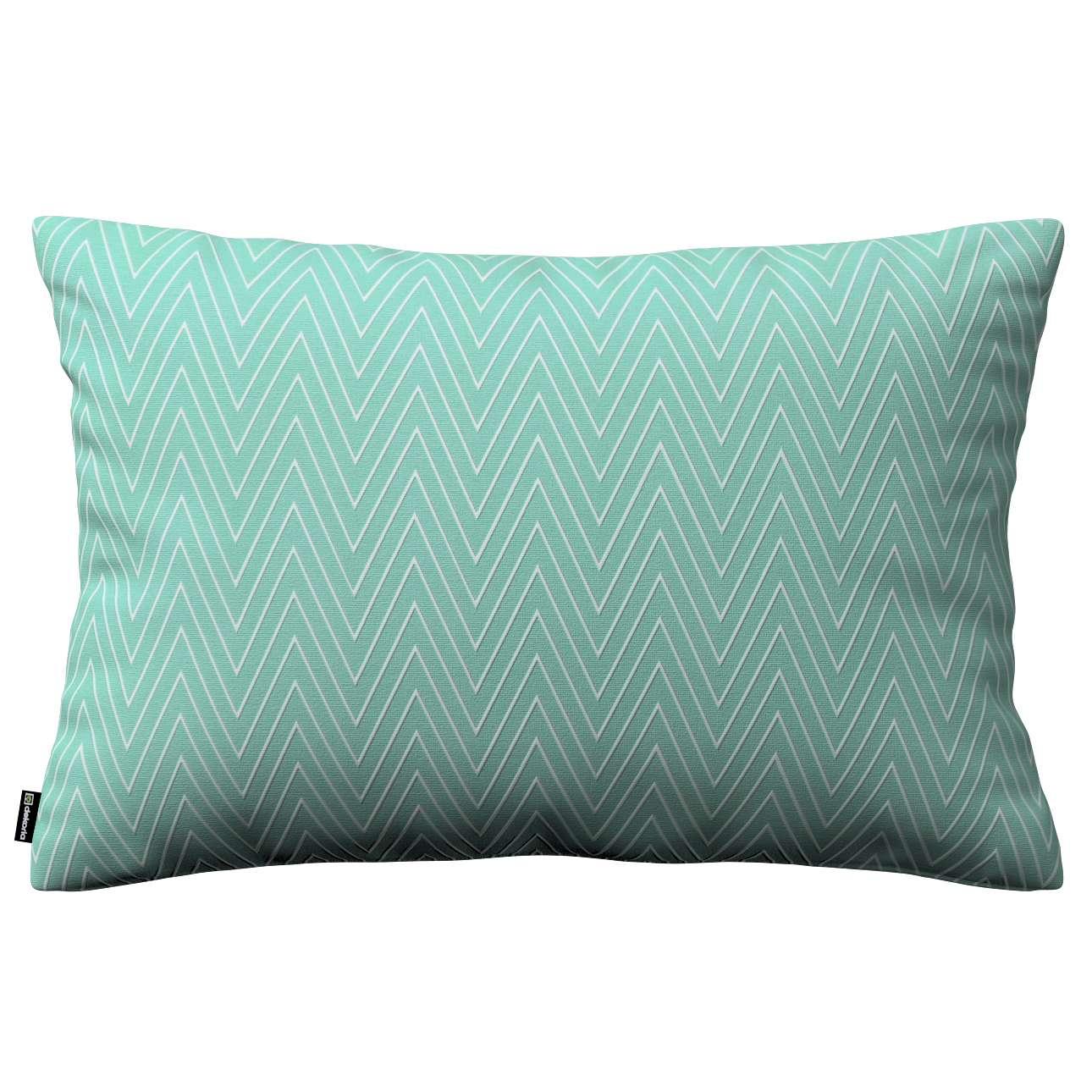 Poszewka Kinga na poduszkę prostokątną 60 x 40 cm w kolekcji Brooklyn, tkanina: 137-90