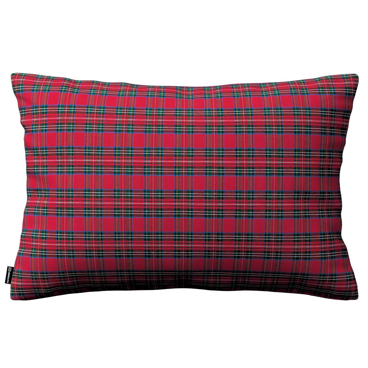 Poszewka Kinga na poduszkę prostokątną 60 x 40 cm w kolekcji Bristol, tkanina: 126-29