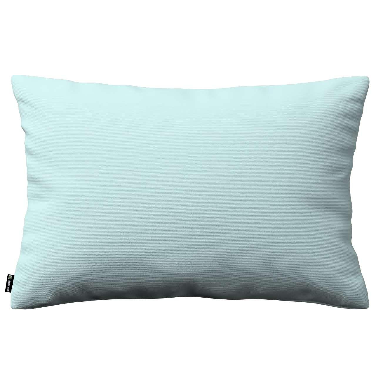 Poszewka Kinga na poduszkę prostokątną 60 x 40 cm w kolekcji Cotton Panama, tkanina: 702-10