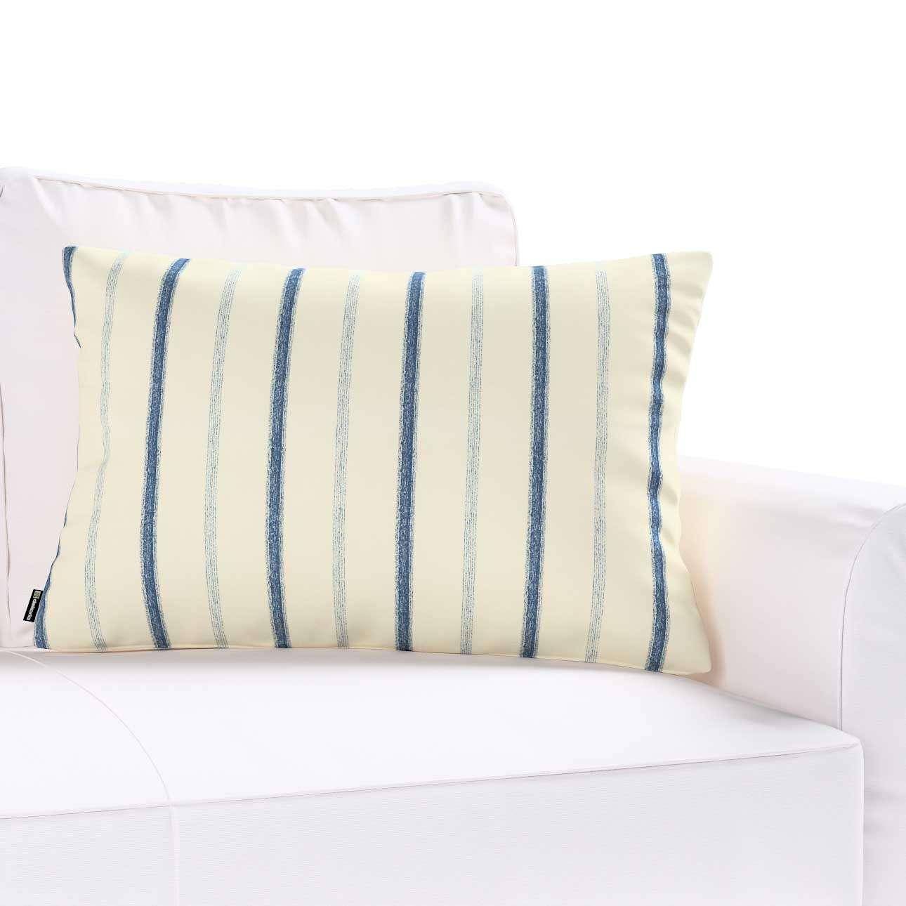 Poszewka Kinga na poduszkę prostokątną w kolekcji Avinon, tkanina: 129-66