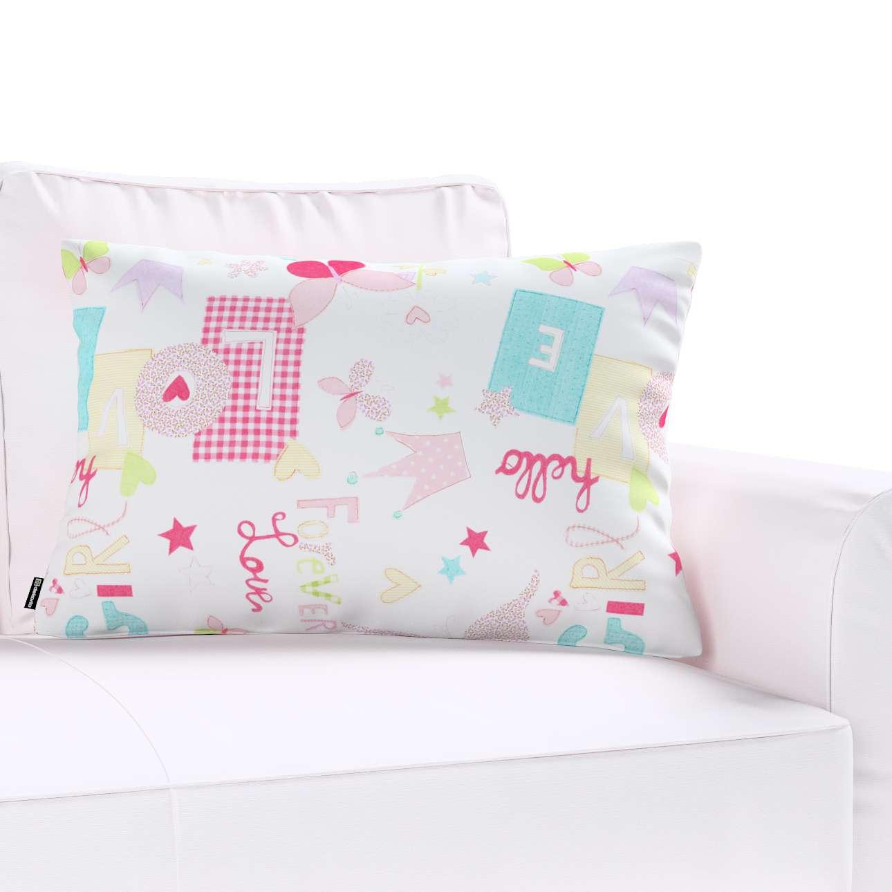 Poszewka Kinga na poduszkę prostokątną w kolekcji Little World, tkanina: 141-51