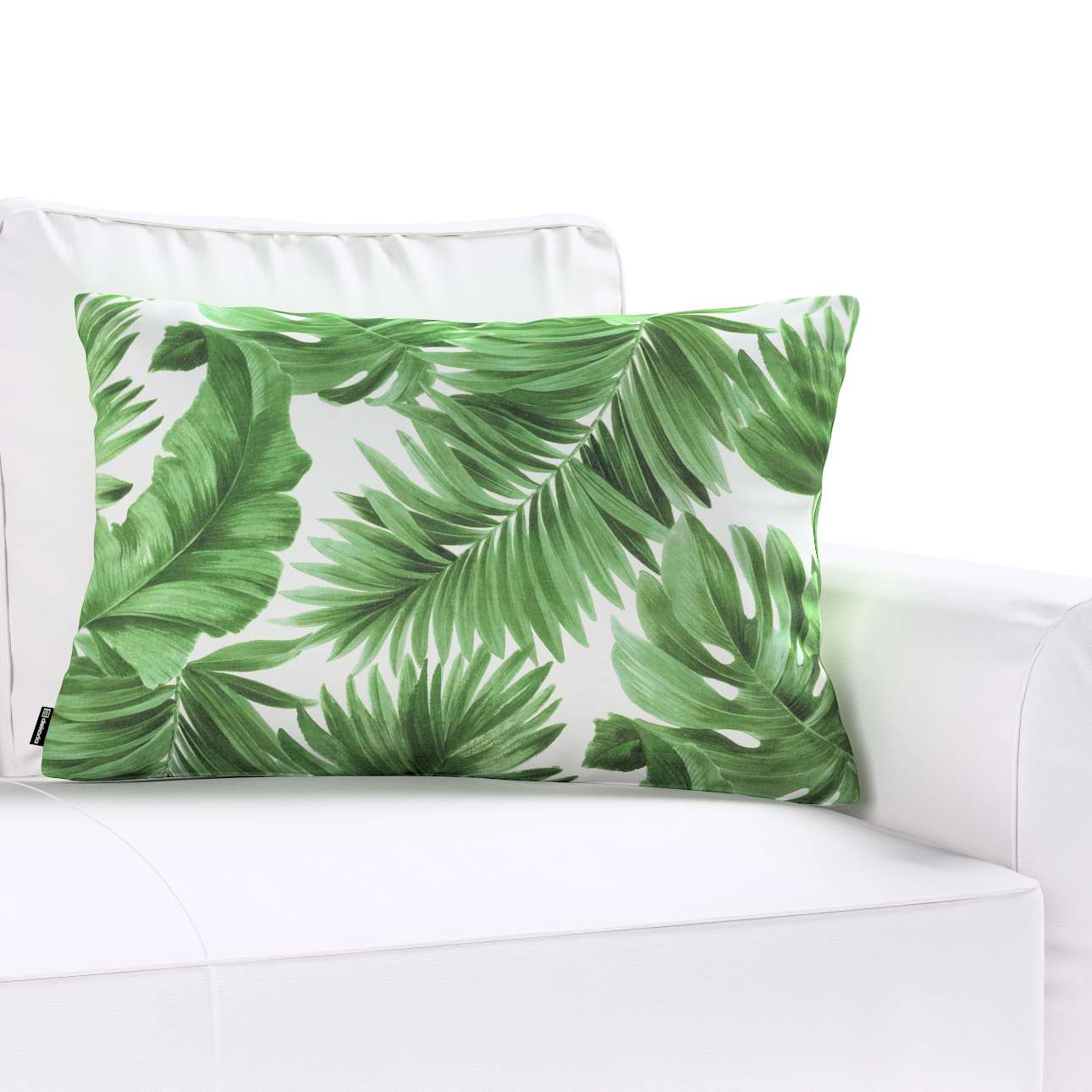 Poszewka Kinga na poduszkę prostokątną w kolekcji Urban Jungle, tkanina: 141-71