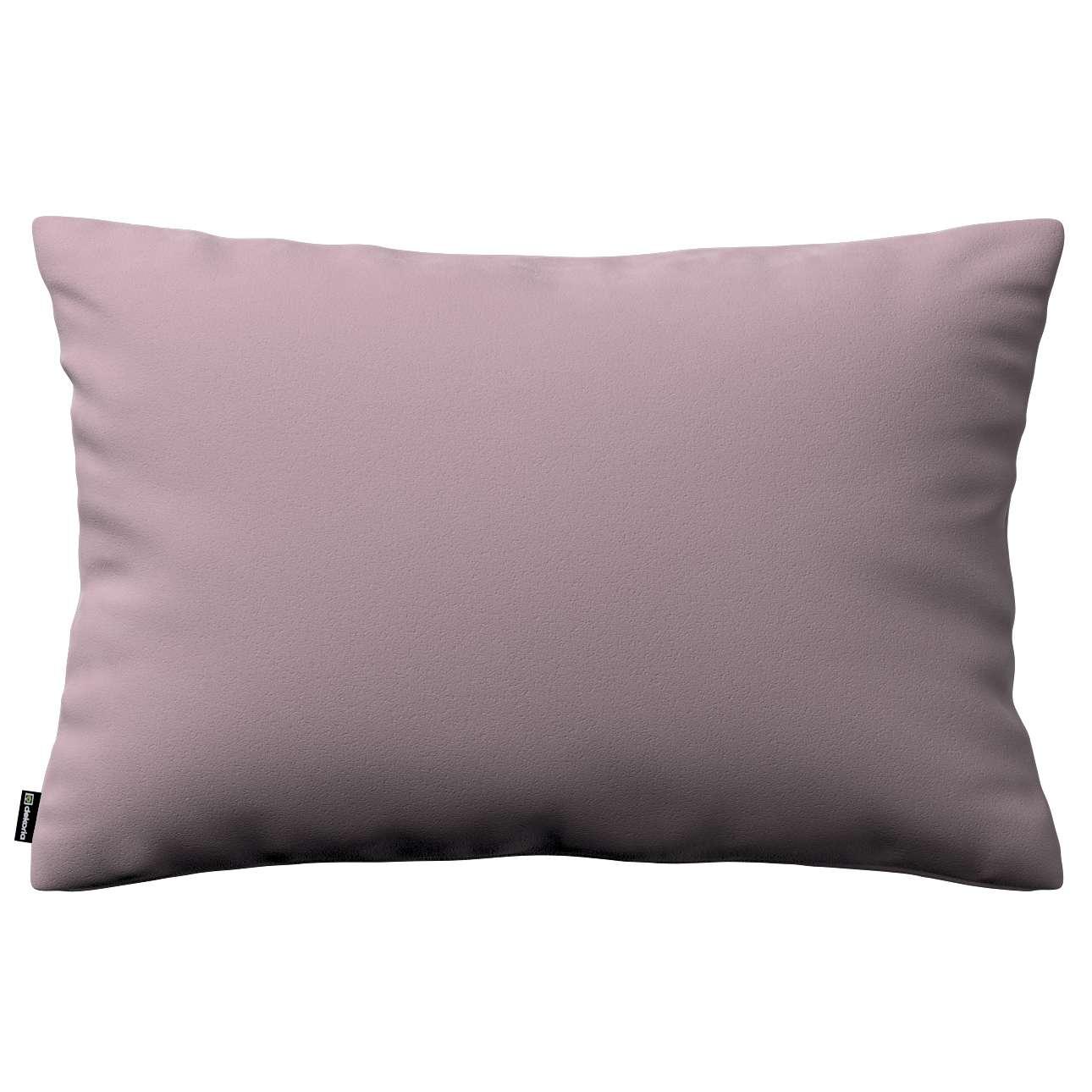 Poszewka Kinga na poduszkę prostokątną w kolekcji Velvet, tkanina: 704-14