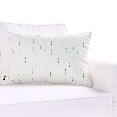 Poszewka Kinga na poduszkę prostokątną w kolekcji Adventure, tkanina: 141-82