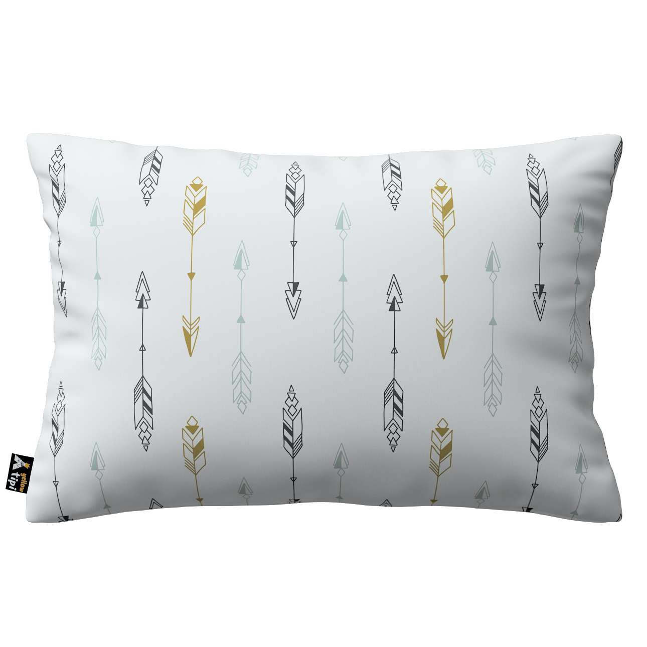 Milly rectangular cushion cover in collection Magic Collection, fabric: 500-07