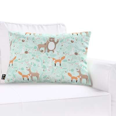 Milly rectangular cushion cover in collection Magic Collection, fabric: 500-15
