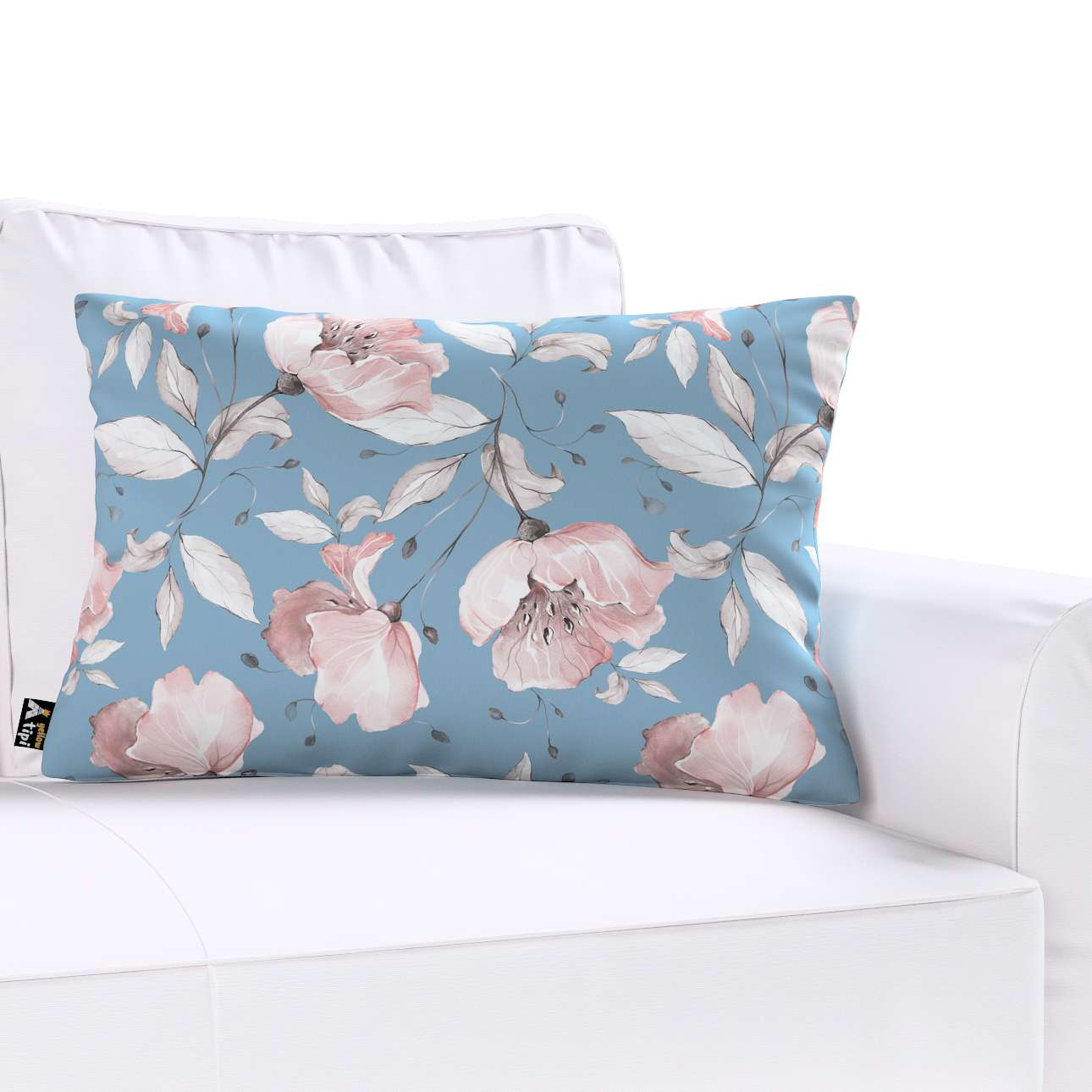 Milly rectangular cushion cover in collection Magic Collection, fabric: 500-18
