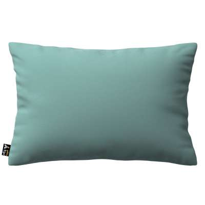 Milly rectangular cushion cover 704-18 dusty mint green Collection Posh Velvet
