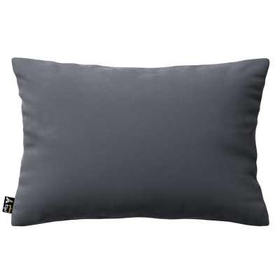 Milly rectangular cushion cover 704-12 graphite grey Collection Posh Velvet