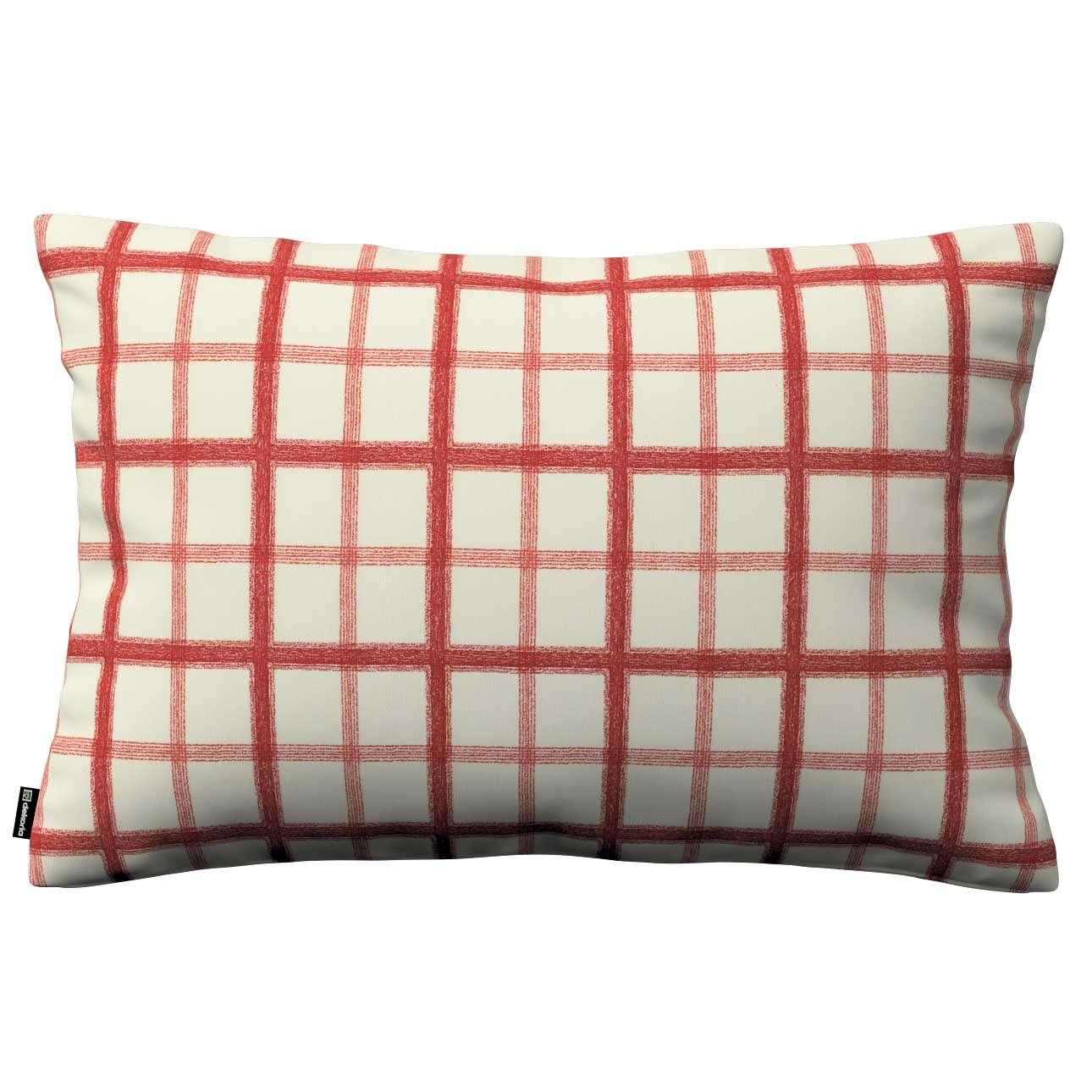 Kinga dekoratyvinės pagalvėlės užvalkalas 60x40cm 60 × 40 cm kolekcijoje Avinon, audinys: 131-15